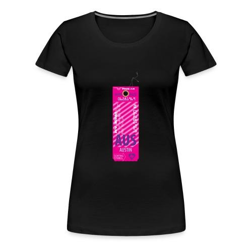 PRIDE AUS2 - Women's Premium T-Shirt