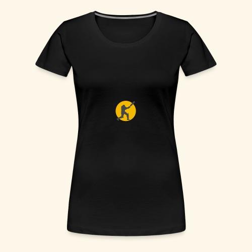365cRIC - Women's Premium T-Shirt