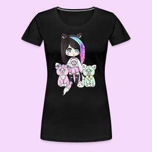 Lolipup Family! - Women's Premium T-Shirt