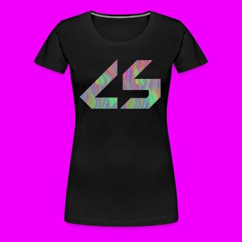 Trippin' Balls Logo - Women's Premium T-Shirt