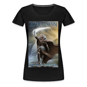 Silver Warrior - Women's Premium T-Shirt