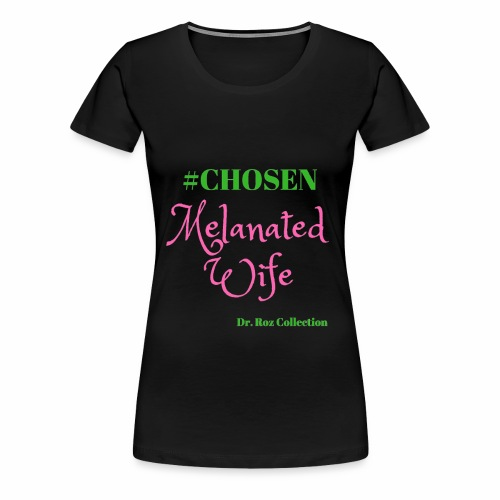 #CHOSEN - Women's Premium T-Shirt