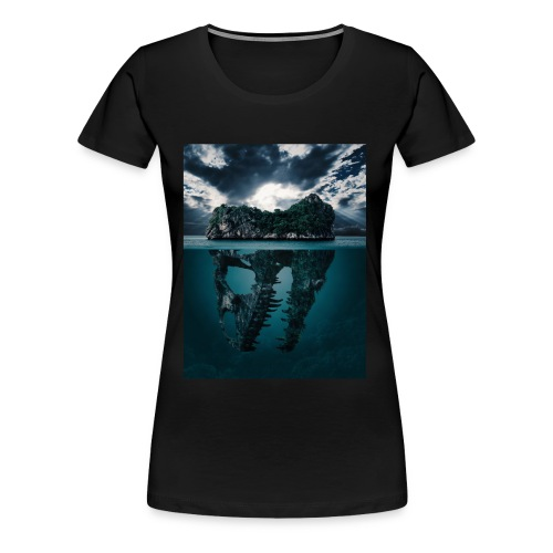 Lost Sea - Women's Premium T-Shirt