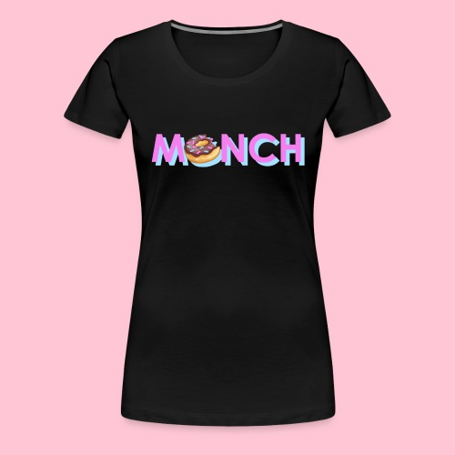 monch design - Women's Premium T-Shirt