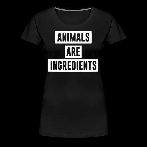 animals - Women's Premium T-Shirt