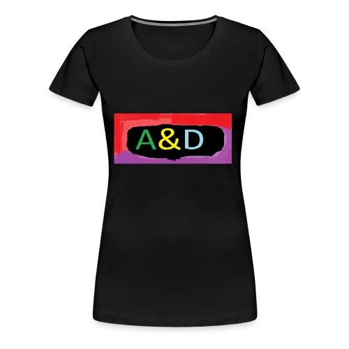 A&D - Women's Premium T-Shirt