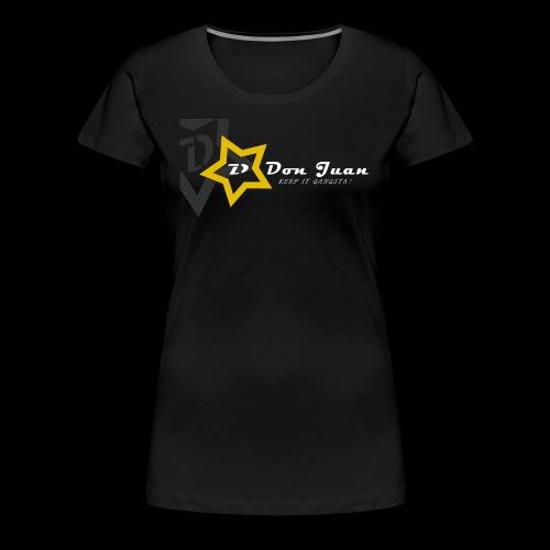Don Juan Version 1 - Women's Premium T-Shirt