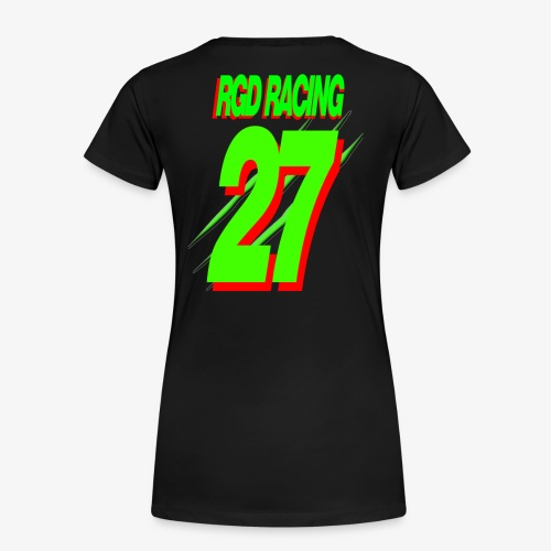 RGD Racing Jersey - Women's Premium T-Shirt