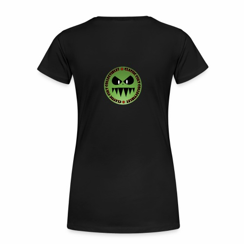 CCC Face Logo - Women's Premium T-Shirt