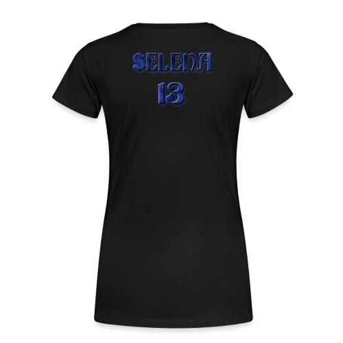 Fusion Flow Selena - Women's Premium T-Shirt