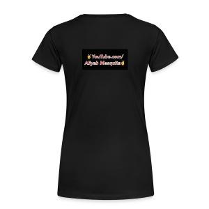 #alwaysplug - Women's Premium T-Shirt