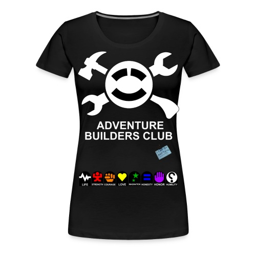 Adventure Builders Club - Women's Premium T-Shirt
