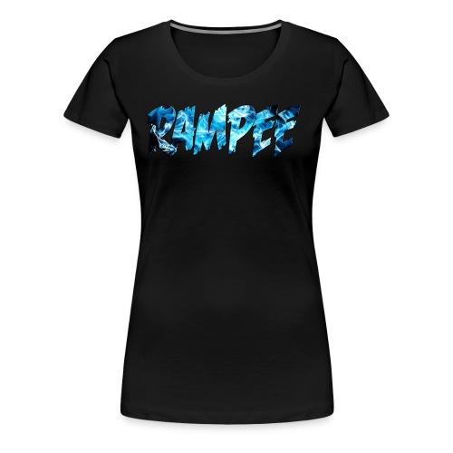 Blue Ice - Women's Premium T-Shirt