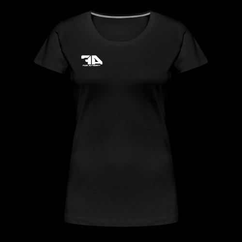 Fuck Authority. - Women's Premium T-Shirt
