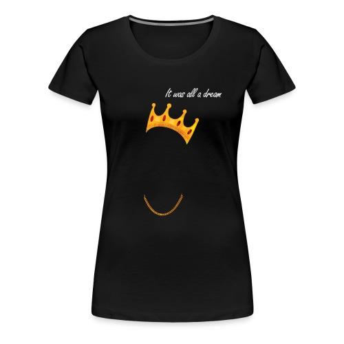 Biggie Iconic Shirt - Women's Premium T-Shirt