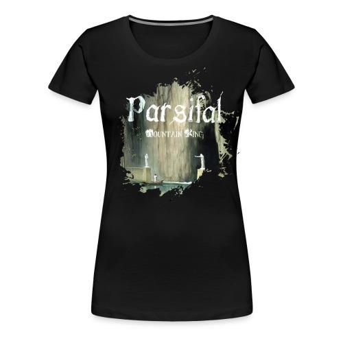 Parsifal - Mountain King - Women's Premium T-Shirt