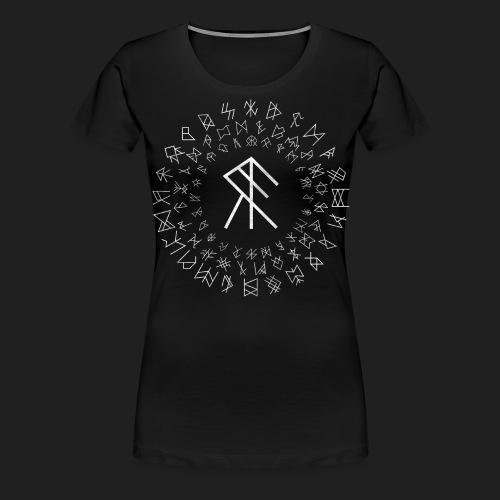 Runed Age - Women's Premium T-Shirt