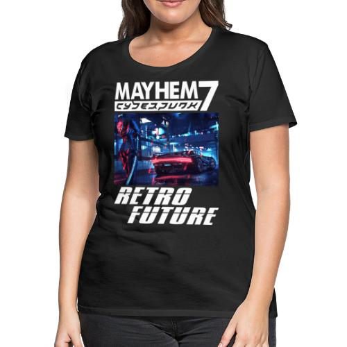 M7 Cyberpunk - Women's Premium T-Shirt