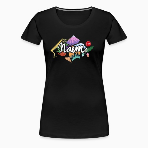 Naem 1.0 - Women's Premium T-Shirt