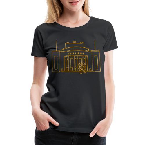 Volksbühne Berlin - Women's Premium T-Shirt