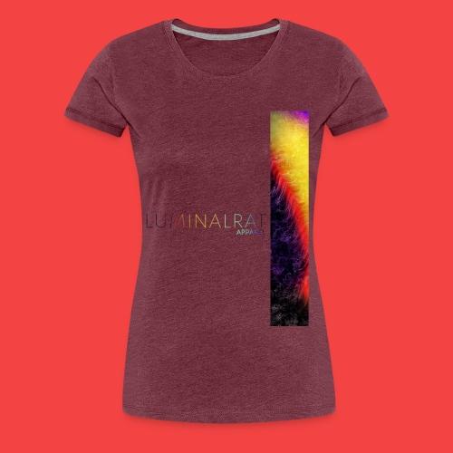 Solar wave - Women's Premium T-Shirt