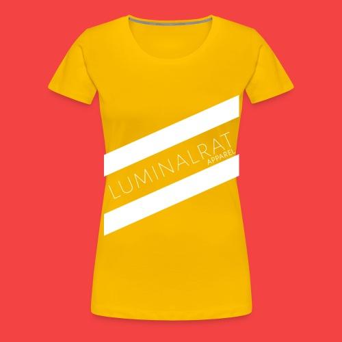 New LuminalRat Apparel Classic - Women's Premium T-Shirt