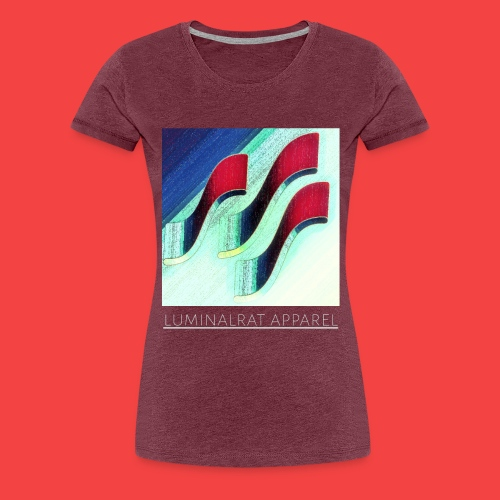 Film Grain - Women's Premium T-Shirt