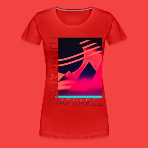 Sunny Night - Women's Premium T-Shirt