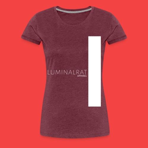 LuminalRat Apparel classic - Women's Premium T-Shirt