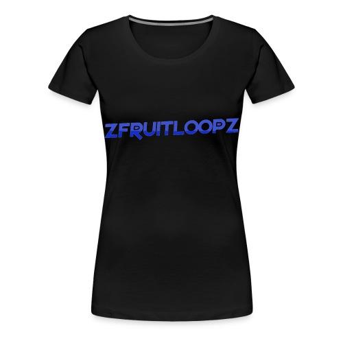 zFruitLoopz Orignal - Light Blue - Men - Women's Premium T-Shirt