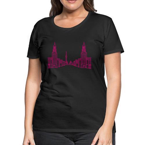 Frankfurter Tor Berlin - Women's Premium T-Shirt