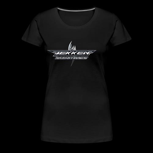 Tekken Maritimes Logo transparent - Women's Premium T-Shirt