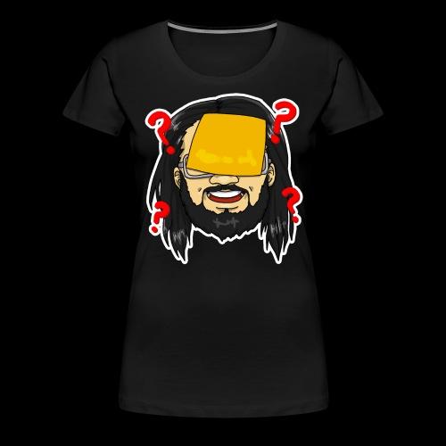 Gobrinz Cheesehead - Women's Premium T-Shirt