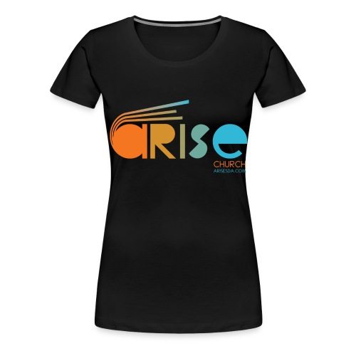 Women's Arise Hoody - Women's Premium T-Shirt