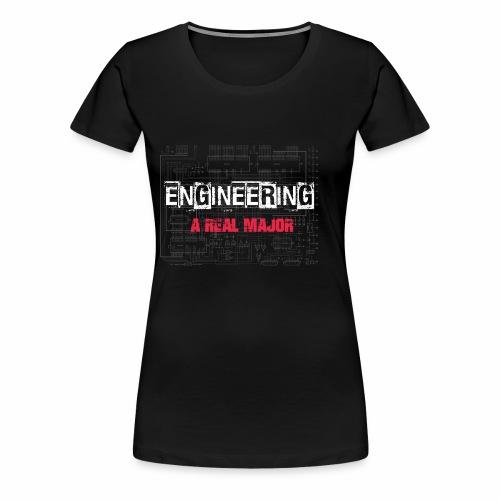 Electrical Engineering T Shirt - Women's Premium T-Shirt