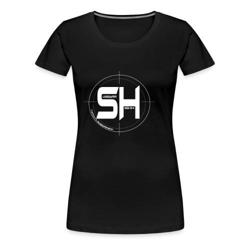 SH Logo Transparent - Women's Premium T-Shirt