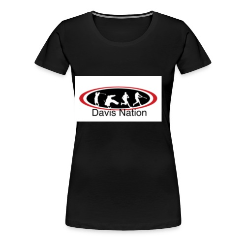 Davis Nation - Women's Premium T-Shirt