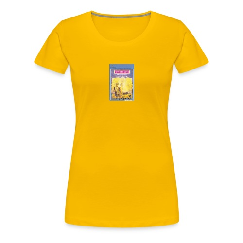 Gay Angel - Women's Premium T-Shirt