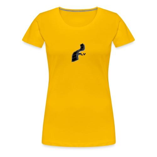 Fly LOGO - Women's Premium T-Shirt