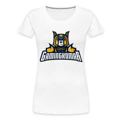 gamingkomar - Women's Premium T-Shirt