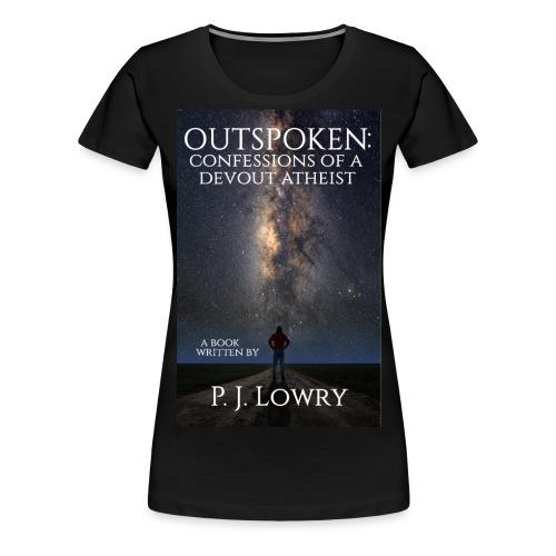 Outspoken-03 - Women's Premium T-Shirt