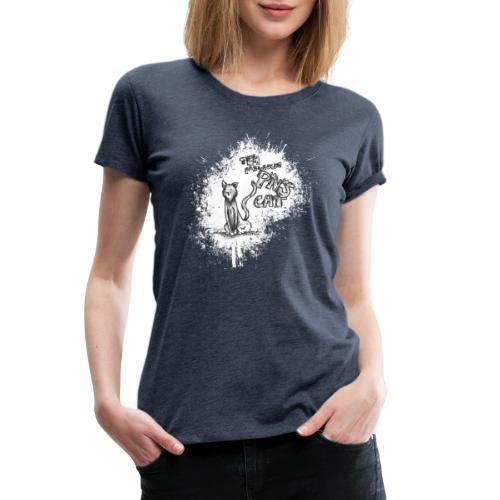 teh fabulouz PNS cat - Women's Premium T-Shirt
