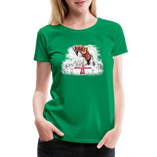 the cruisades - Women's Premium T-Shirt
