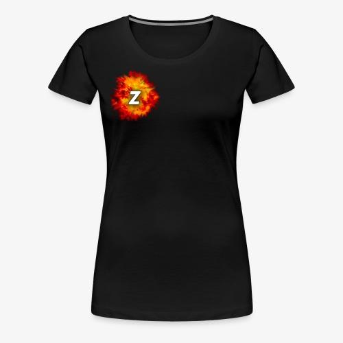 Zacksity V2 - Women's Premium T-Shirt