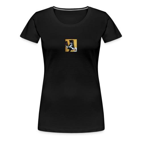 cupcakekitty - Women's Premium T-Shirt