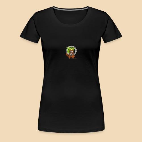 Rockhound reduce size4 - Women's Premium T-Shirt