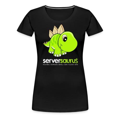 front description png - Women's Premium T-Shirt