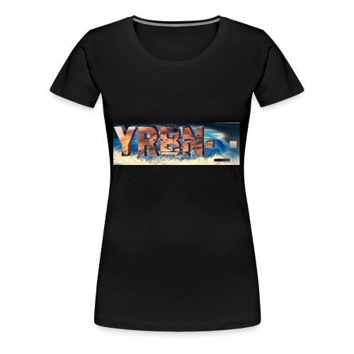 YRBN'S Merch - Women's Premium T-Shirt