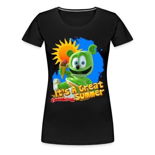It's A Great Summer - Women's Premium T-Shirt