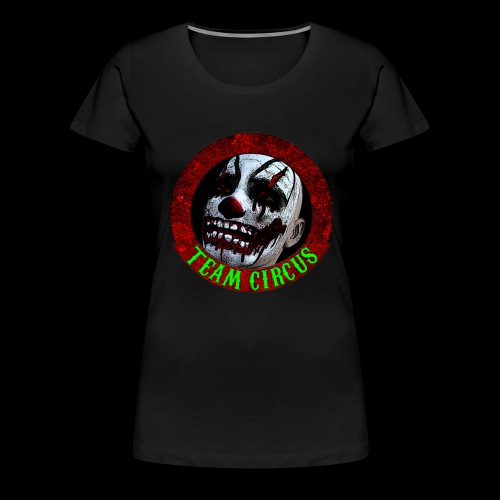 Team Circus Logo - Women's Premium T-Shirt